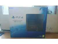 Playstation 4 - 1TB(1024GB) - BRAND NEW - NO OFFERS