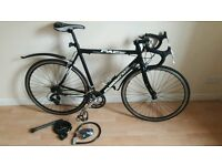 MUDDYFOX PACE BICYCLE BIKE BLACK & WHITE EXCELLENT CONDITION £55