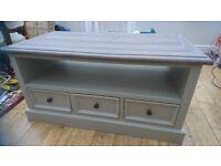 Blue/Grey Coffee Table- originally from Harveys