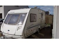 2 berth Sterling caravan, excellent condition