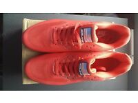 Nike Air Max Independence Day UK 8.5 Red
