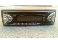 JVC KD-S71R CD/FM Radio 45Wx4 Car Stereo