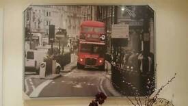 Large London Bus Picture