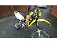 Suzuki DRZ 400E 2003 road / enduro / motocross for sale.. WR / WRF wanted, part exchange / swap