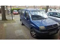 Fiat doblo 1.9 jtd elx 2003