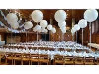 GIANT BALLOONS FOR WEDDINGS