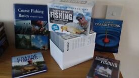 FISHING BOOKS AND DVDS