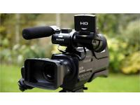 Sony HXR MC2000 Professional Camcorder Pro Video Camera Full HD
