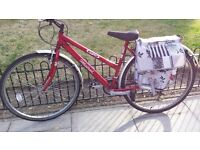 Ladies Bike - Tiger Mistral 18 speed ONLY £110 ONO