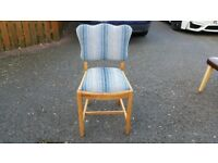 Elm Wood Chair FREE DELIVERY 026
