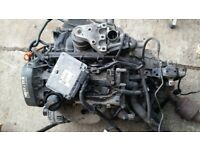 Vw 1.4 engine and gearbox with ecu and all cables