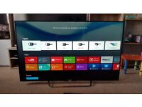 Sony KDL50W755C 50 Inch Full 1080P HD Freeview HD Smart LED TV.