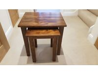 Laura Ashley Garrat nest of 2 tables