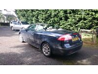 Saab convertible 1,8 petrol very good condition .
