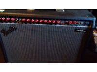 Fender Power Chorus Amp (Limited Edition Red Dials)
