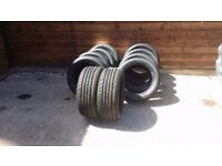 195 70 15c brand new tyres free fitting and balancing