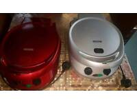 cookshop 6 in 1 cooking station - bake, cook, grill, sear and steam anything