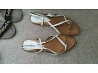 Size 6 unze brand sandals