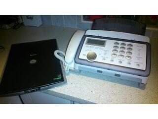 Scanner and fax free