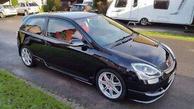 Honda Civic Type R EP3 2004 Clean Low Miles Premier Seats