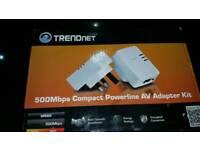Trendnet powerline adaptors