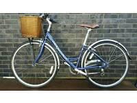Ladies town bike HYBRID