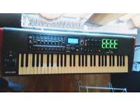 Novation Impulse 61 - midi controller / keyboard