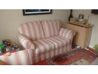Pair of M&S 2 seater sofas
