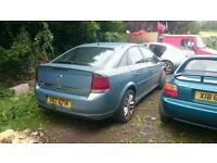 2002-2009 vauxhall vectra c diesel and petrol breaking