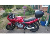 2001 Yamaha XJ600 S Diversion open to sale or swap