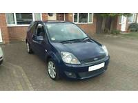 Ford Fiesta (2008), excellent condition
