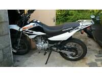 Honda xr 125 immaculate