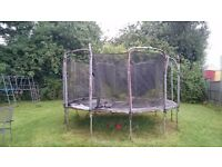 Large childrens trampoline