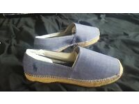 NEW Polo Ralph Lauren Moortown Espadrilles - Size 9 - Summer footwear fashion