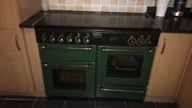 Rangemaster 110 oven cooker gas dual