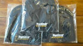 Box of 200 Top Gear Beanie hats brandnew