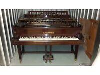 Bechstein Mahogany Grand Piano 1911