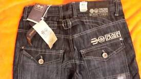 Brand new crosshatch mens jeans