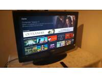 """32"""" Technika 1080p TV with freeview,2xHDMI 