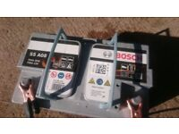 BOSCH S5 A08 Battery AGM 096 | START/STOP | BIG CCA @760AMPS | NEW | OFFERS? for sale  Wollaton, Nottinghamshire