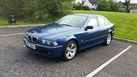 BMW 530D MOT'D Auto Might Swap PX