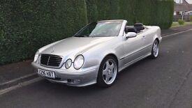 Mercedes Benz CLK 200 Kompressor Convertible Auto ***PERFECT SUMMER CAR***