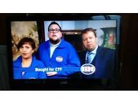 "LOGIK 22"" TV/DVD COMBI HD Ready with Wall Bracket"