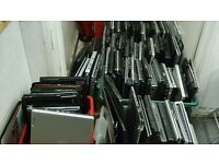 Used for spares aprox 65 laptops Joblot for sale