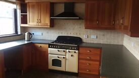Kitchen Units - Thomas Bell solid cherry wood units