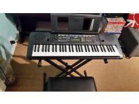 Yamaha psr e253 keyboard