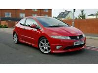 2007 Honda Civic 2.0 i-Vtec Type R GT Hatchback 3Dr++Full Service History+Low mileage+Clean Car
