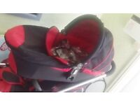 icandy CHERRY Push chair/cot/and car seat