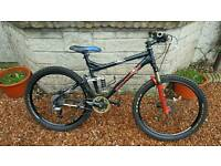 Mens mountain bike cost $2600