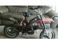 kxd mini moto swap for other mini moto 80